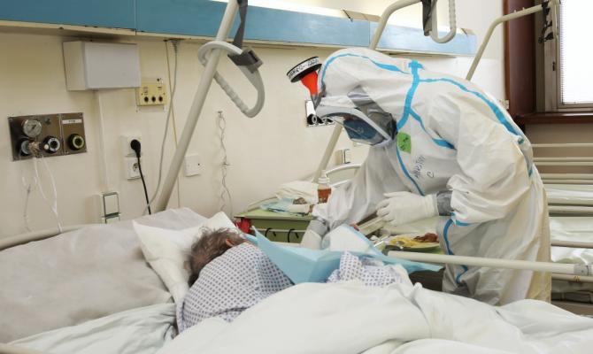 V Nemocnici Prostějov je osm desítek pacientů s COVID 19
