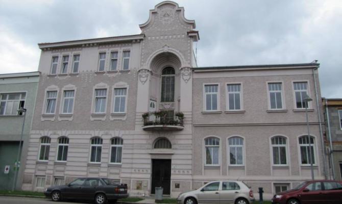 Prostějovské vily. Dům bratrů Wilhelmových