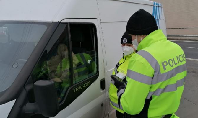 Při dodržování mimořádných opatření stále hřešíme, zjišťují policejní kontroly