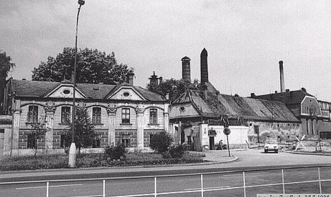 Starý Prostějov. Winterovi