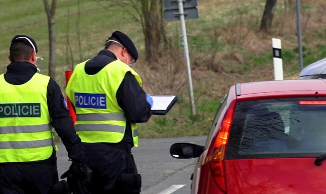 Zdrogovaný řidič chycen v Rozstání