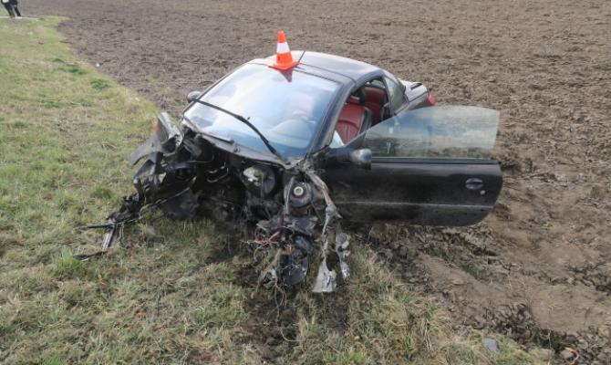 Policisté hledají svědky nehody