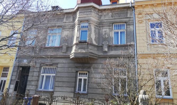 Prostějovské domy. Obytný dům Pod Kosířem