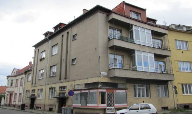 Prostějovské domy. Nájemní dům Emila Škody a Eduarda Žáčka