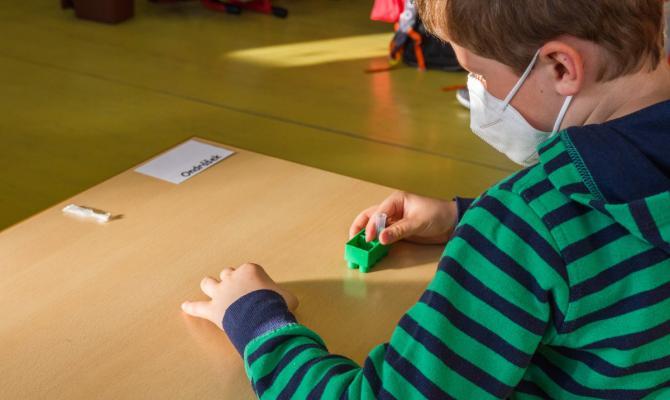 Kraj bude požadovat jiné testy pro školáky. Musí být uživatelsky přívětivější
