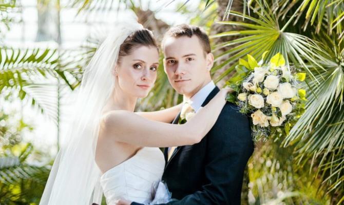 Netradiční svatba? Třeba v prostějovské botanické zahradě