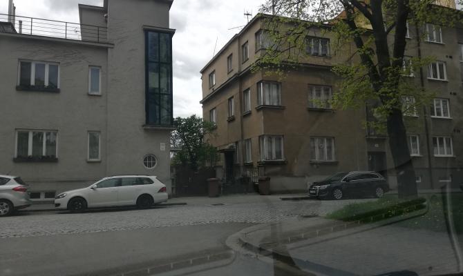 Prostějovské domy. Vily ve Hvězdě