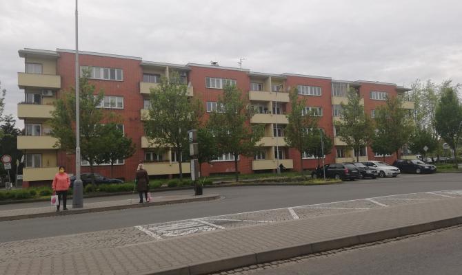 Prostějovské domy. Bytové domy Jana Nehery