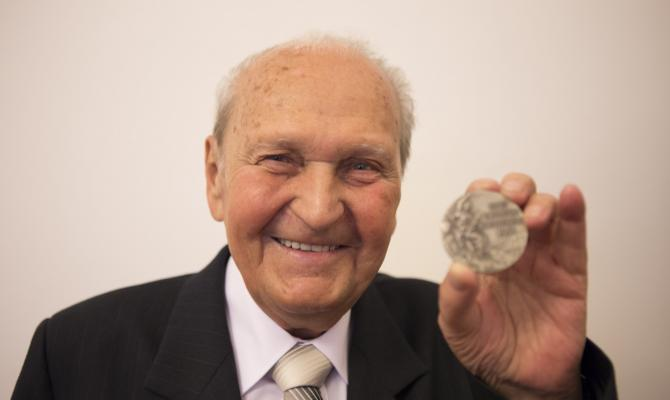 Před šesti lety zemřel prostějovský olympionik Otokar Hořínek
