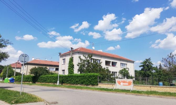 Prostějovské domy. Obytné státní domy Pod Kosířem