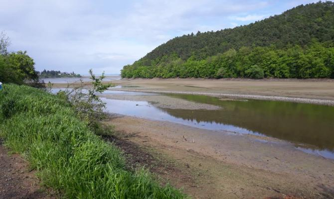 Plumlovskou přehradu plníme, o rychlosti rozhodne počasí, vzkazuje Povodí Moravy