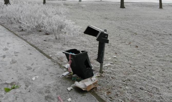 Nehody a vandalové stojí město nemalé finance
