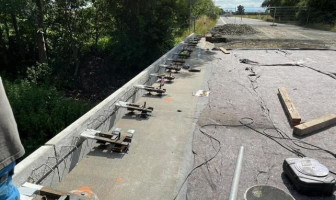 Most přes Romži bude opět uzavřen!