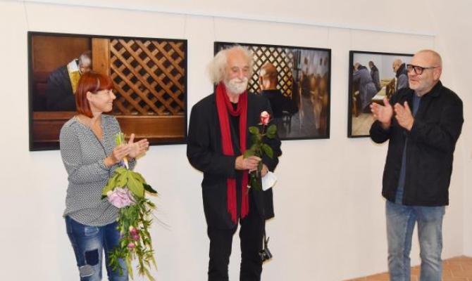 Festival současného umění odstartovaly fotografie Jindřicha Štreita